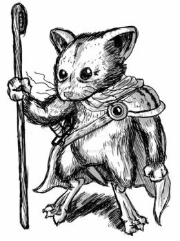 Mouse Guard by superleezard