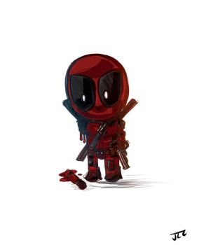 Deadpool by JoshGum