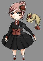 Lolita Chibi Adopt Auction (CLOSED) by Blibs1991