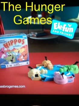 Hunger Games, Hungry Hippos 1 by BluefireTheCat