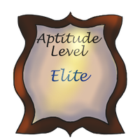 Aptitude Level: Elite by ReapersSpeciesHub