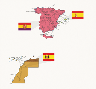 Taiwan-like: Spain by Dom-Bul
