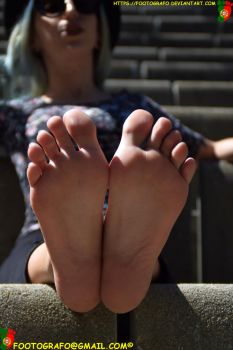Soles On The Sun by Footografo