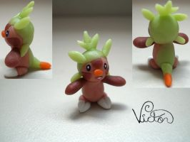 650 Chespin by VictorCustomizer