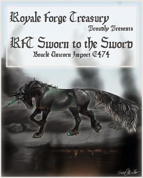 E474 || RFT Sworn to the Sword by jouroo