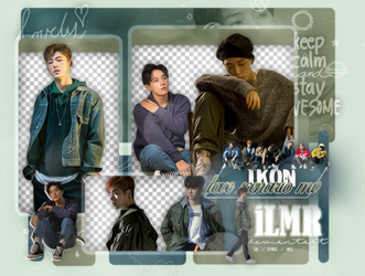 +iKON   PACK PNG   200 by iLovemeright