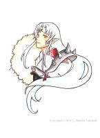 Lord Sesshomaru by LordMaru4U