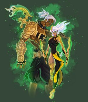 Blade and Soul by nfteixeira