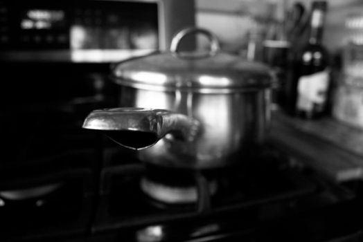 Stove Top by lyssiski