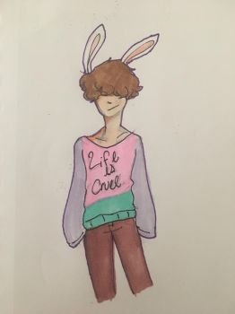 Bunny boy by Ailizerbee08