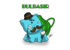 Bulbasir by EchoBoe