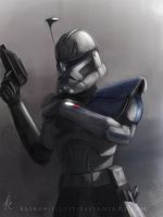 Captain Rex by Montano-Fausto
