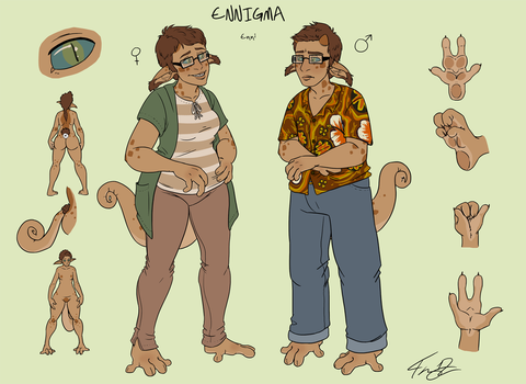 Ennigma Ref by In-Tays-Head