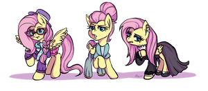 Three kind of act by zSnowfilez