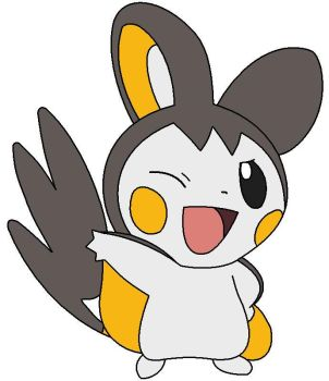 Emolga by DigitClamFan