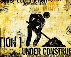 Under Construction by daheroes
