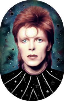 Ziggy Stardust by love-a-lad-insane
