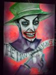 The Man who Laughs by Tudalia