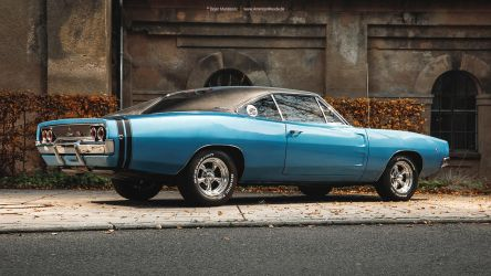 1968 Dodge Charger - Shot 3 by AmericanMuscle