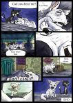 Bolt, Dog Fight deleted Scene. Pg 6 of 6. by wolfmarian