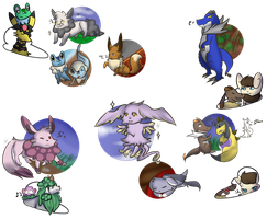 PKMNation || Multiclutch OPEN || by VictoriousUsagi