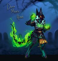 Hallowoolyne Auction: Necromancer! (CLOSED) by Verlidaine