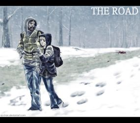 THE ROAD by aj-chan