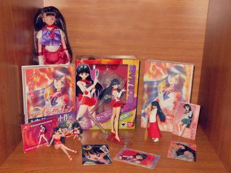 Foto tematica #3 - Sailor Mars by Stephanie-Nome