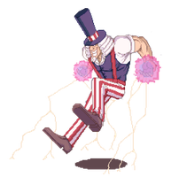 Uncle Sam by Signsoflifeonmars