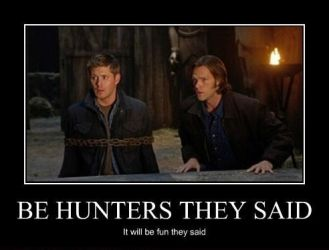 Be Hunters... by C1A1L