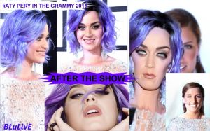 Playing Katy in the Grammy's by BLuLIvE