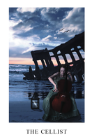 The Cellist by Amblygon