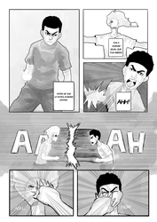 The big test / Page 12 by Juanjosexd