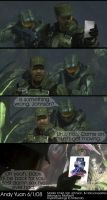 Halo 3: KrystalXSarge??? by c-force