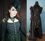 New  Dress for the Madhatter by MADmoiselleMeli