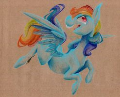That is Sooo Unrainbow by getchanoodlewet