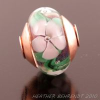 Encased Floral for Pandora by booga119