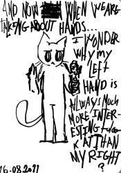 251. The coloured hand by WireCat