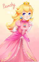 Peachy by sekuharapiercings