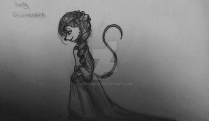 Lady Guinevere the Rat by NoxidamXV