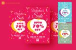 Valentine Sales Promotion Flyer by satgur