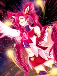 Jinx star guardian by Sparkly-Monster
