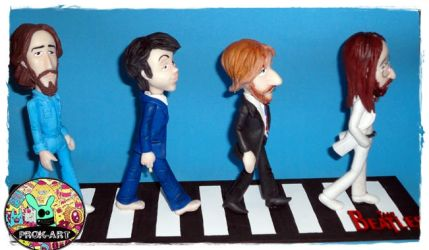 abbey road 1 by prok-art