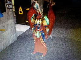 My Runescape Character by Quontum-Quade