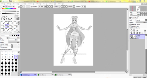 W.I.P by SparklingWings