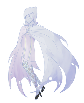 -Collab- Ghost Fi by Art-By-Ethera