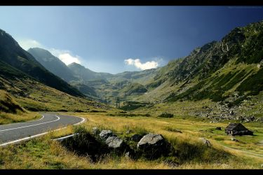 DN7C Road Transfagarasan by vxside