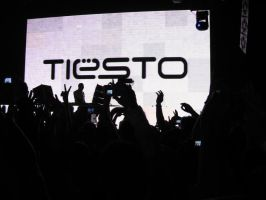Tiesto concert september 13 by s3xyyy