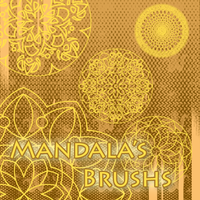 Mandala's Brush by castymaat