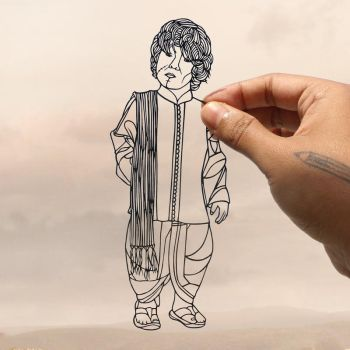 Papercut - Game of Thrones - Tyrion lannister by ParthKothekar